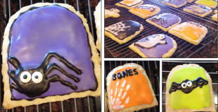 "Halloween Treat Ideas ""Spook Tarts"""