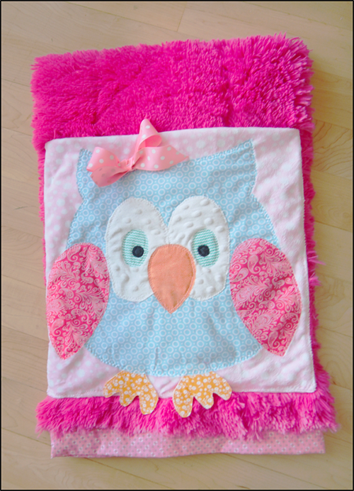 Easy Quillow Patterns Owl