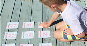 "Printable Easter Game  ""Easter Memory"""