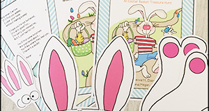 "Online Treasure Hunt ""Peter Rabbit"