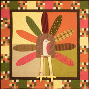"Thanksgiving Patterns ""Quilts"""