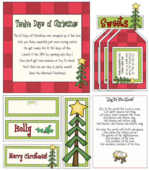 Twelve Days of Christmas\