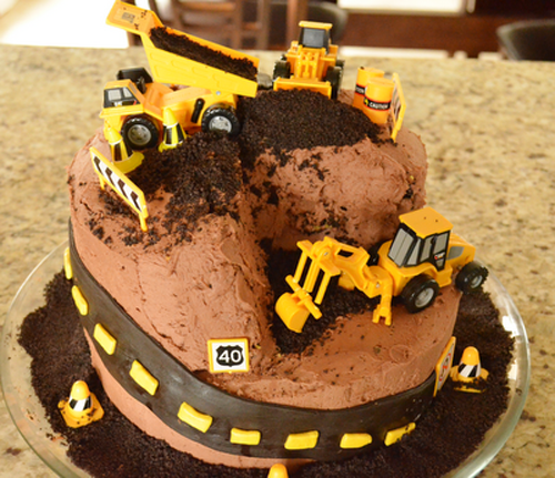 Construction Party Ideas Cake Instructions Parties And