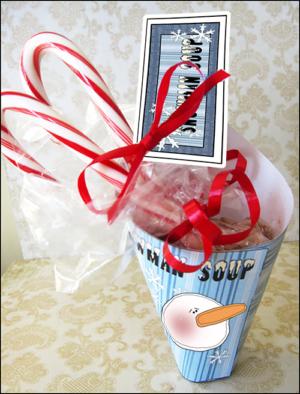 Christmas Ideas Snowman