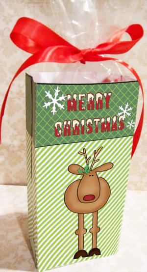 Christmas Ideas Reindeer